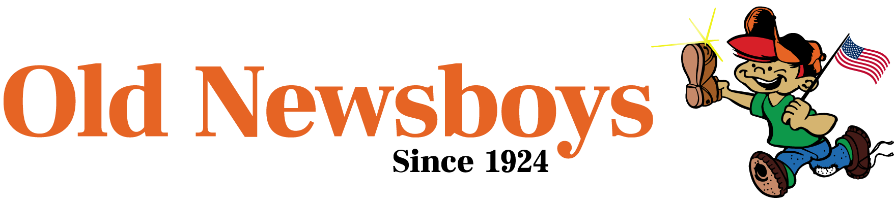 Old Newsboys logo