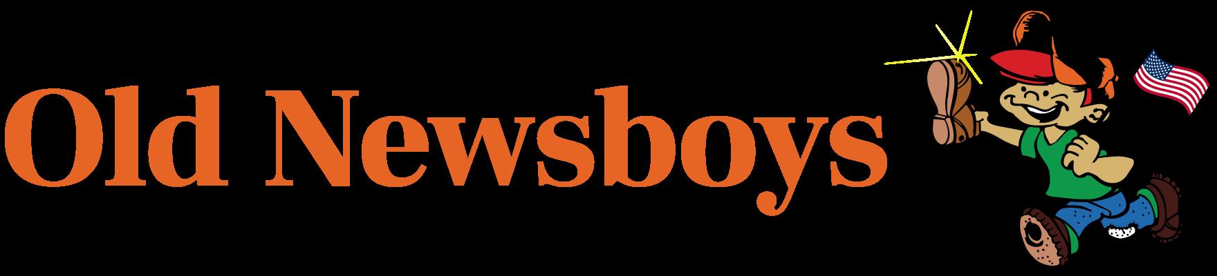 Old Newsboys logo